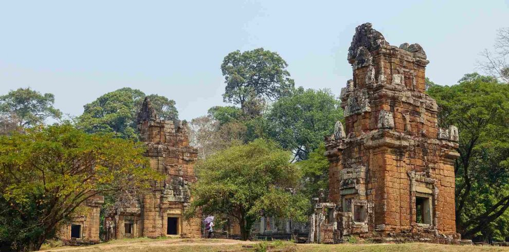 VOYAGE CULINAIRES CAMBODGIENNES pour